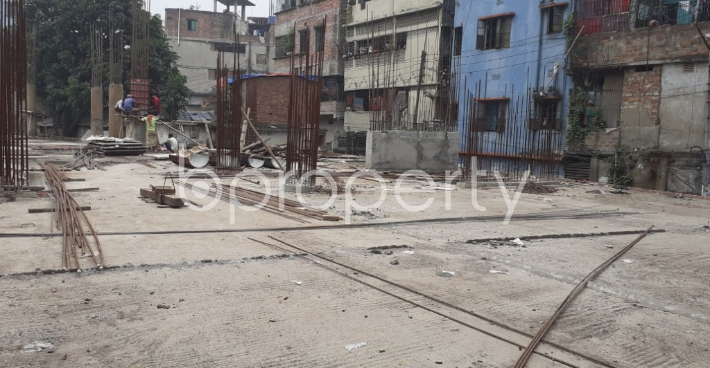 Outside view - 3 Bed Apartment for Sale in Jatra Bari, Dhaka - 1937448