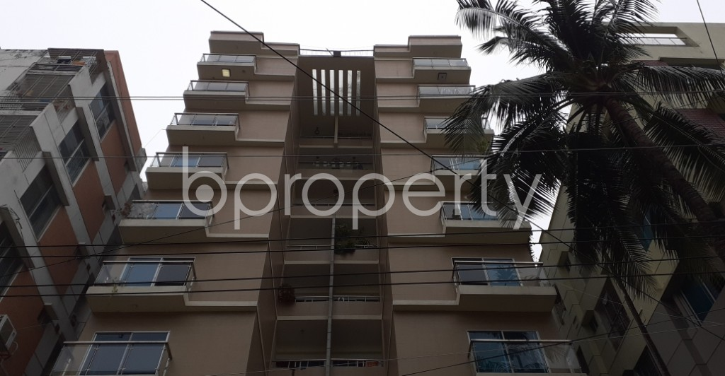 Front view - 3 Bed Apartment for Sale in Uttara, Dhaka - 1937451