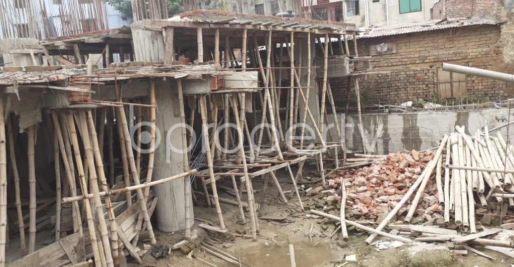 Outside view - 3 Bed Apartment for Sale in Jatra Bari, Dhaka - 1937452