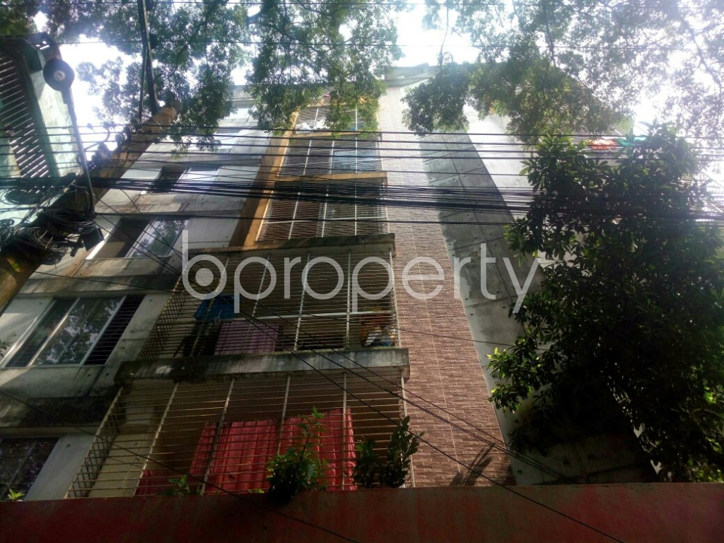 Front view - 3 Bed Apartment for Sale in South Khulsi, Chattogram - 1937474