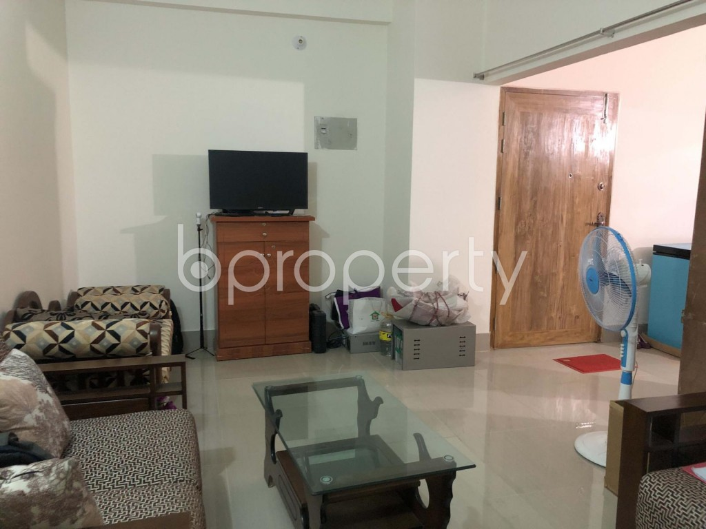 Empty Room - 3 Bed Apartment for Sale in Gazipur Sadar Upazila, Gazipur - 1935370