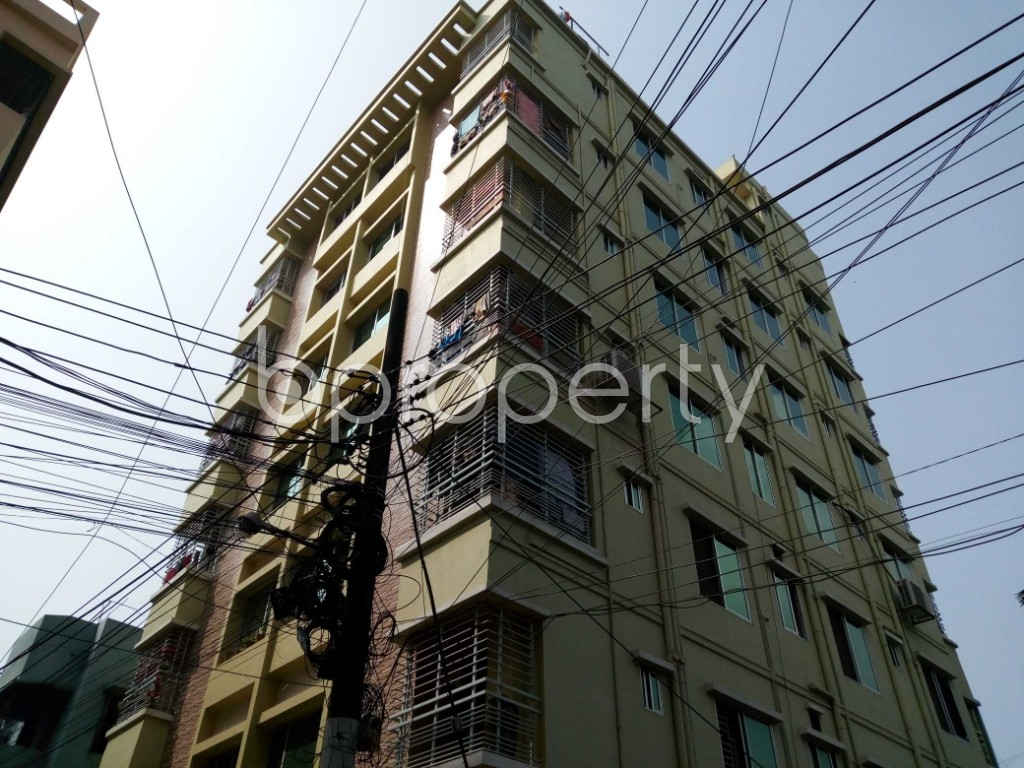 Front view - 3 Bed Apartment for Sale in 11 No. South Kattali Ward, Chattogram - 1937532
