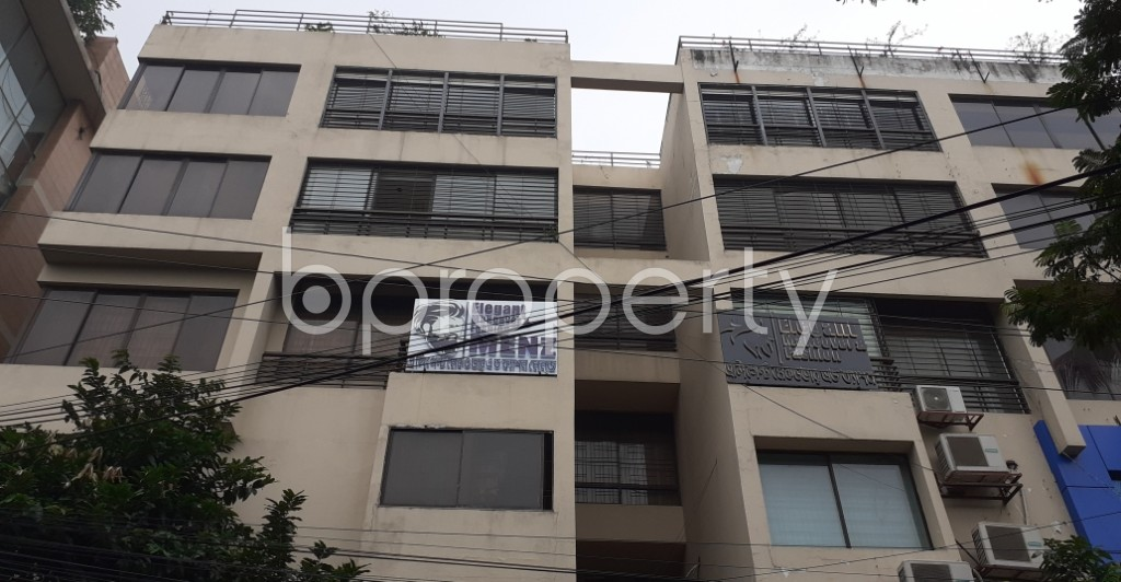 Front view - Office to Rent in Gulshan, Dhaka - 1937630