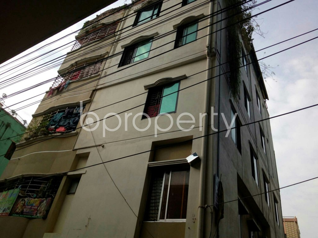 Outside view - 2 Bed Apartment to Rent in Bayazid, Chattogram - 1937641