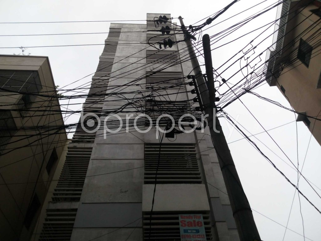 Front view - 2 Bed Apartment for Sale in Mirpur, Dhaka - 1937711