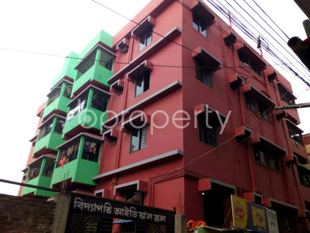 Outside view - 2 Bed Apartment to Rent in Bayazid, Chattogram - 1937727