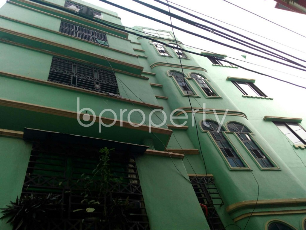 Outside view - 2 Bed Apartment to Rent in Bayazid, Chattogram - 1937744