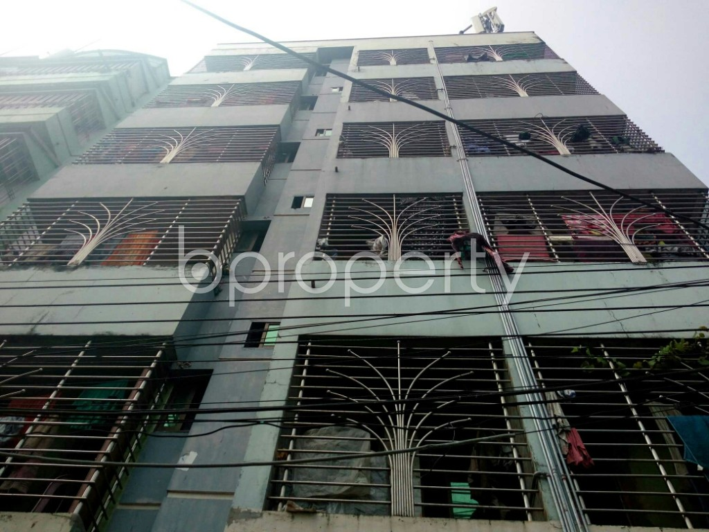Outside view - 1 Bed Apartment to Rent in Bayazid, Chattogram - 1937746