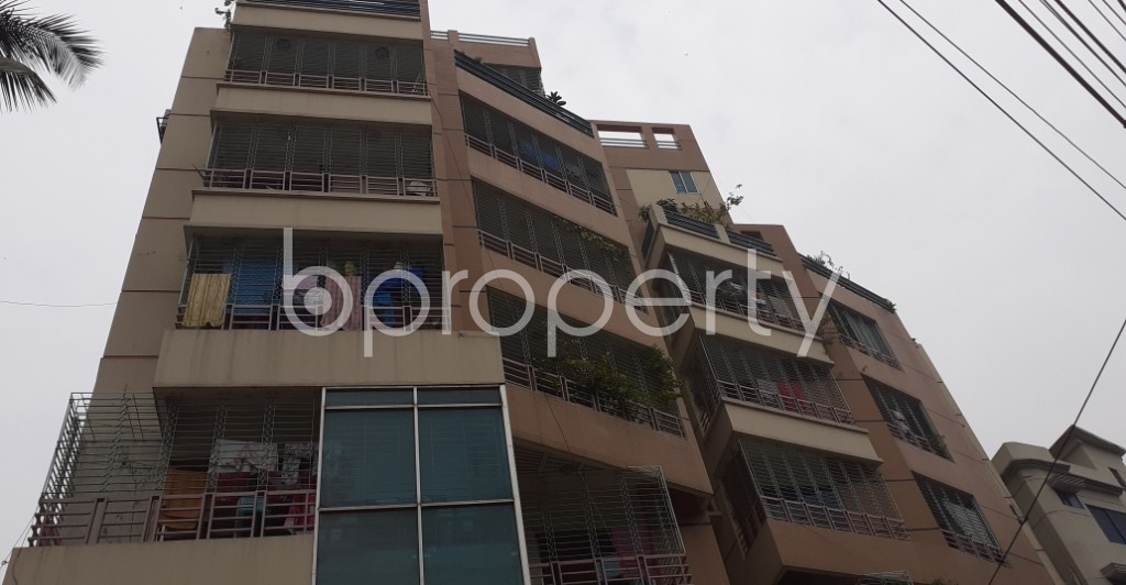 Outside view - 3 Bed Apartment to Rent in Lalmatia, Dhaka - 1937766