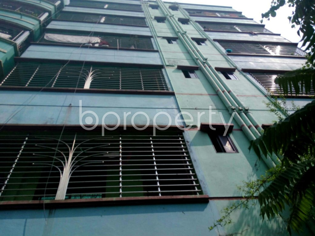 Outside view - 2 Bed Apartment to Rent in Bayazid, Chattogram - 1937752