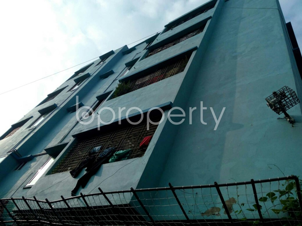 Outside view - 2 Bed Apartment to Rent in Bayazid, Chattogram - 1937774