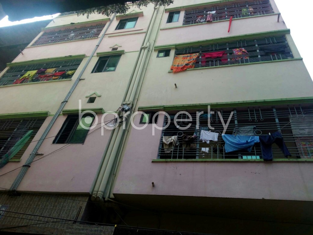 Outside view - 1 Bed Apartment to Rent in Bayazid, Chattogram - 1937777