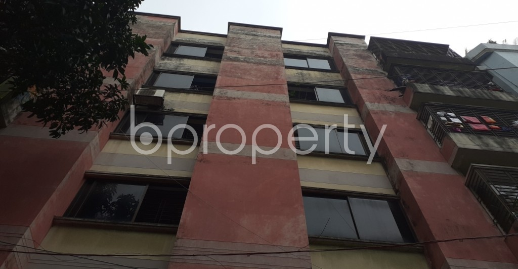 Outside view - 3 Bed Apartment for Sale in Adabor, Dhaka - 1937815