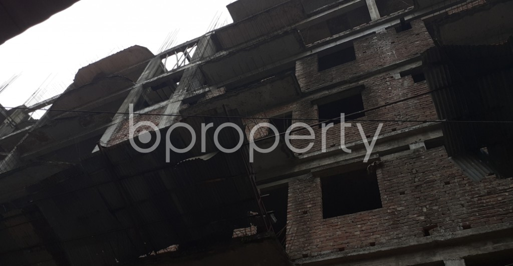 Front view - 3 Bed Apartment for Sale in Gazipur Sadar Upazila, Gazipur - 1937845