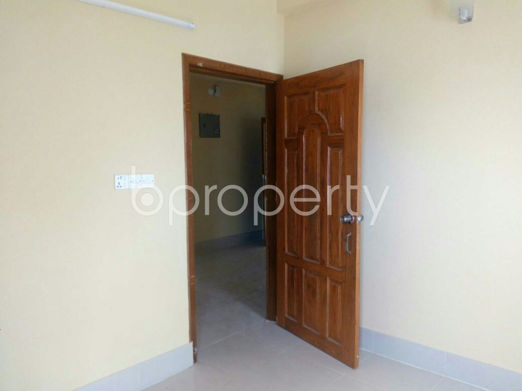 Bedroom - 2 Bed Apartment to Rent in Shahjalal Upashahar, Sylhet - 1937866