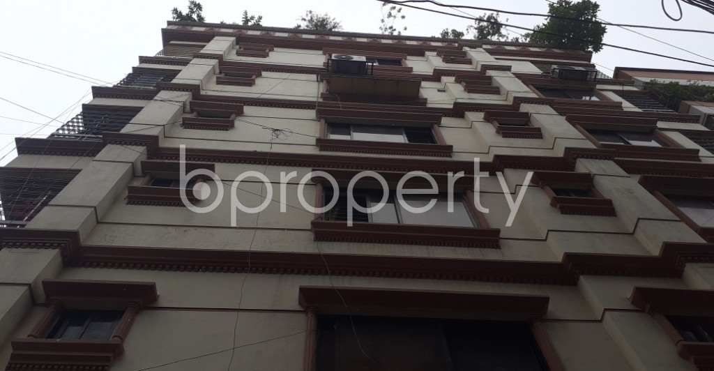 Front view - 3 Bed Apartment for Sale in Mohammadpur, Dhaka - 1938053