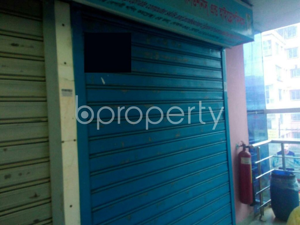 Commercial inside - Shop for Sale in Badda, Dhaka - 1938064