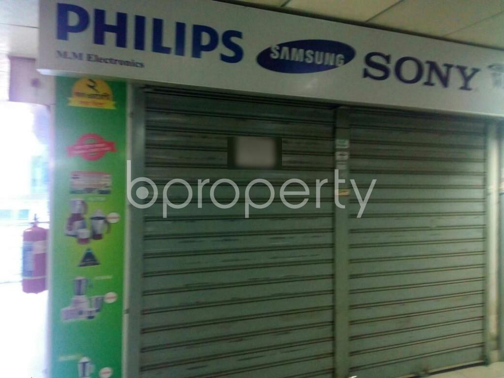 Front view - Shop to Rent in Badda, Dhaka - 1938070