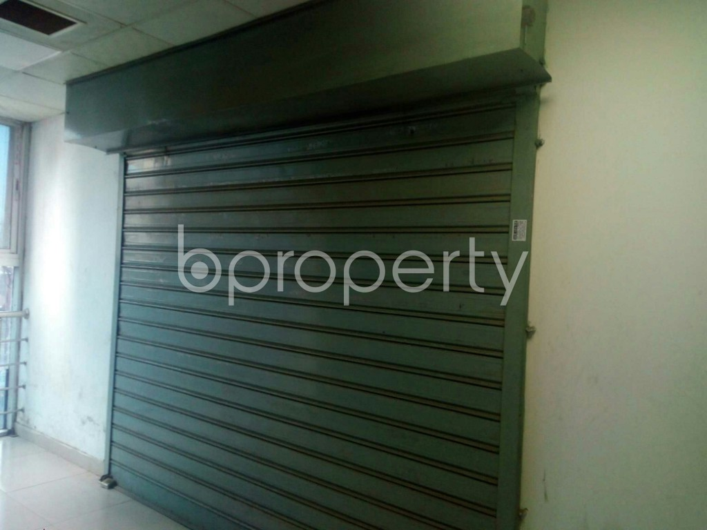 Front view - Shop to Rent in Badda, Dhaka - 1938071