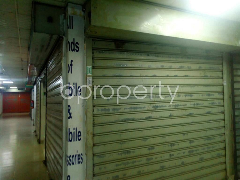 Front view - Shop to Rent in Badda, Dhaka - 1938075