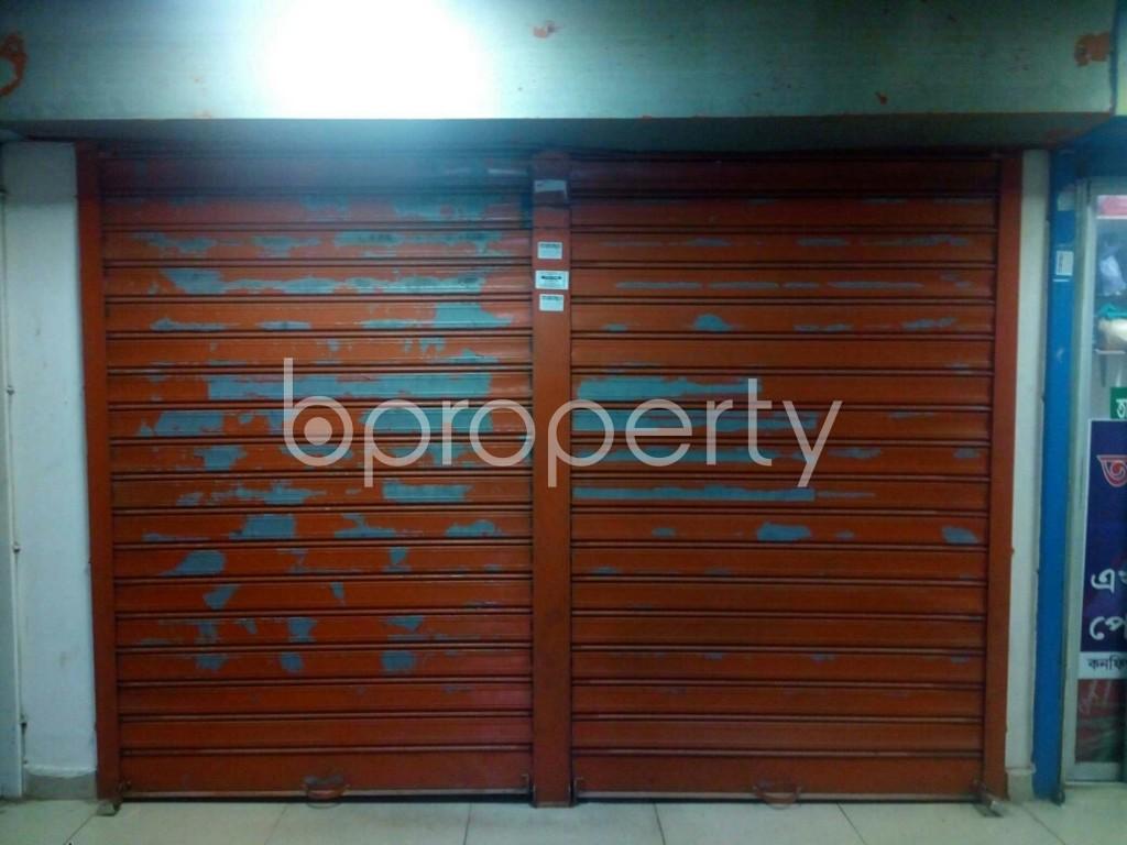 Front view - Shop to Rent in Badda, Dhaka - 1938077