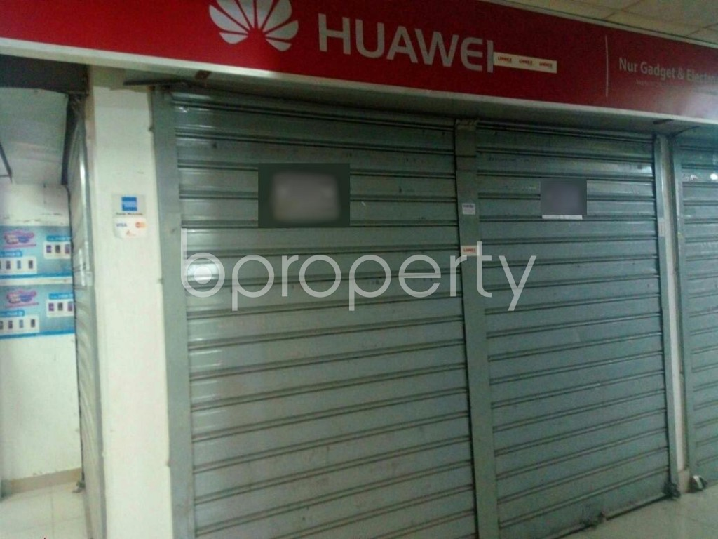 Front view - Shop to Rent in Badda, Dhaka - 1938078