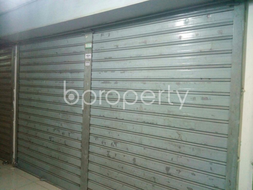 Front view - Shop to Rent in Badda, Dhaka - 1938082
