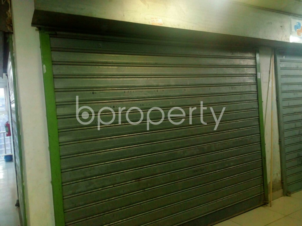 Front view - Shop to Rent in Badda, Dhaka - 1938083