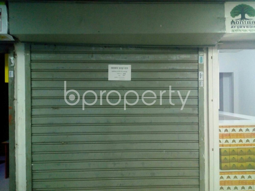 Front view - Shop to Rent in Badda, Dhaka - 1938094