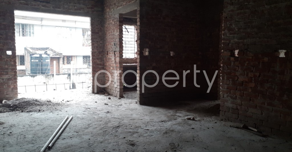 Dine/Dining - 3 Bed Apartment for Sale in Mohammadpur, Dhaka - 1938099