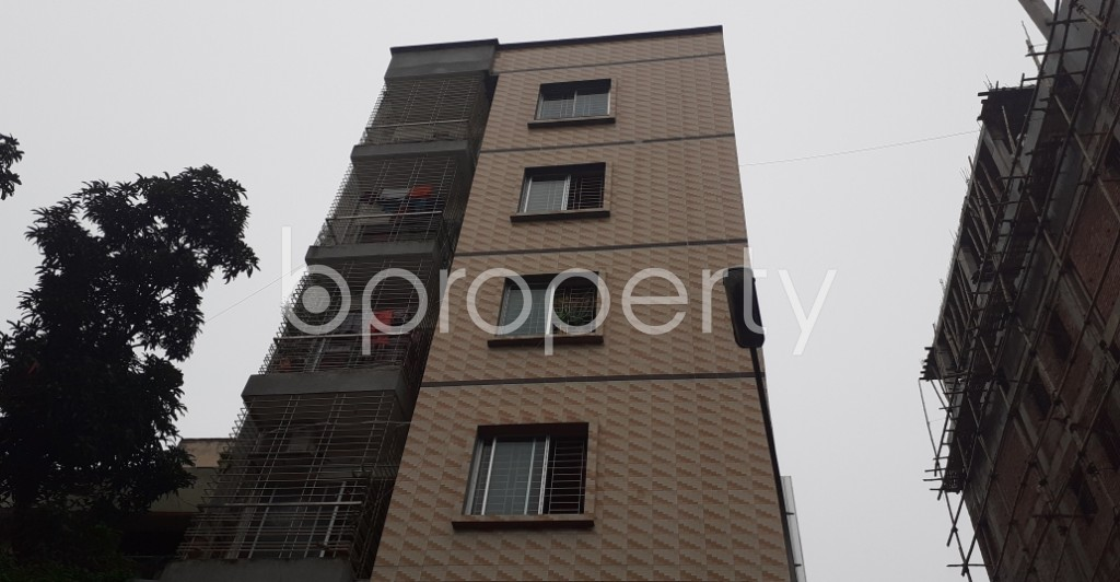 Front view - 2 Bed Apartment for Sale in Mohammadpur, Dhaka - 1938140