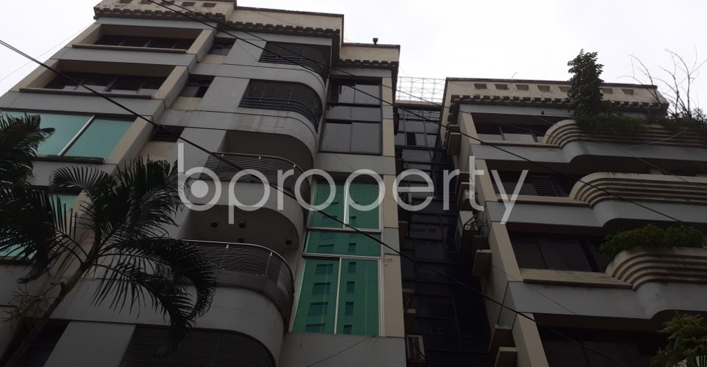Front view - 3 Bed Apartment for Sale in Gulshan, Dhaka - 1938191