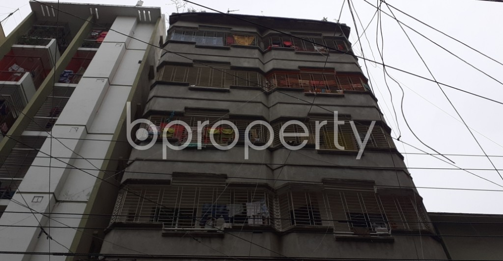 Outside view - 2 Bed Apartment for Sale in Lalmatia, Dhaka - 1938214
