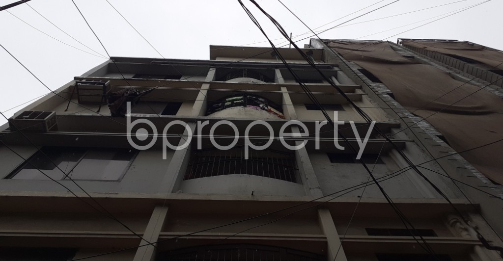 Outside view - 2 Bed Apartment to Rent in Lalmatia, Dhaka - 1938215