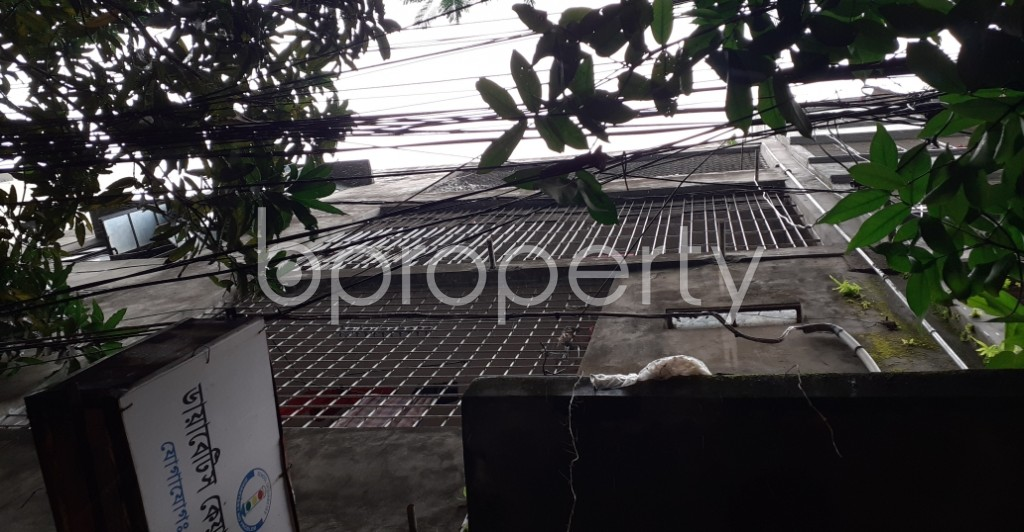 Outside view - 2 Bed Apartment to Rent in Lalmatia, Dhaka - 1938216