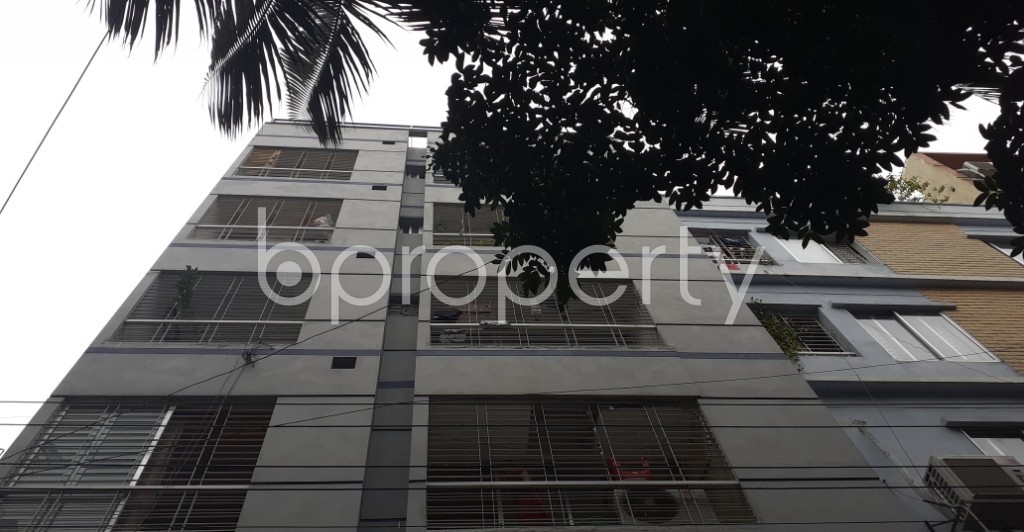 Outside view - 2 Bed Apartment to Rent in Lalmatia, Dhaka - 1938217