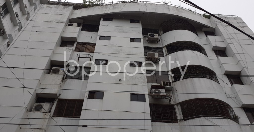 Front view - Office to Rent in Gulshan, Dhaka - 1938222