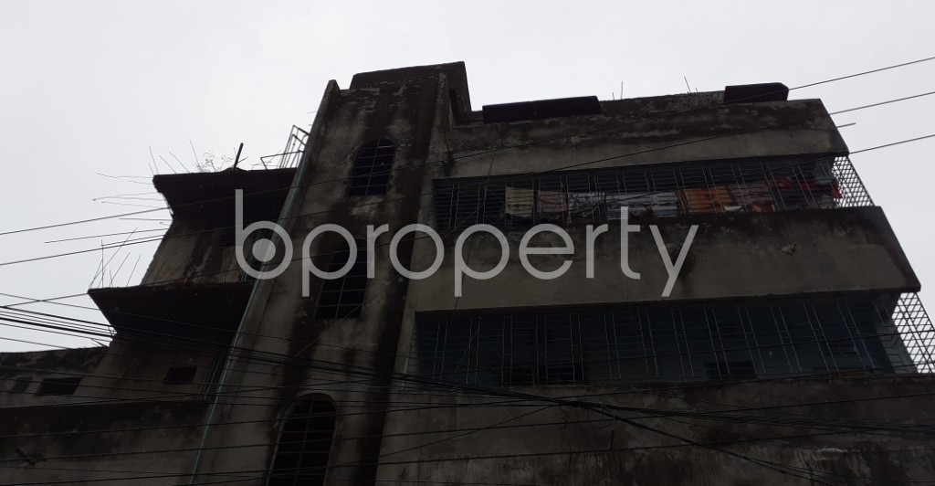 Outside view - 2 Bed Apartment to Rent in Lalmatia, Dhaka - 1938225