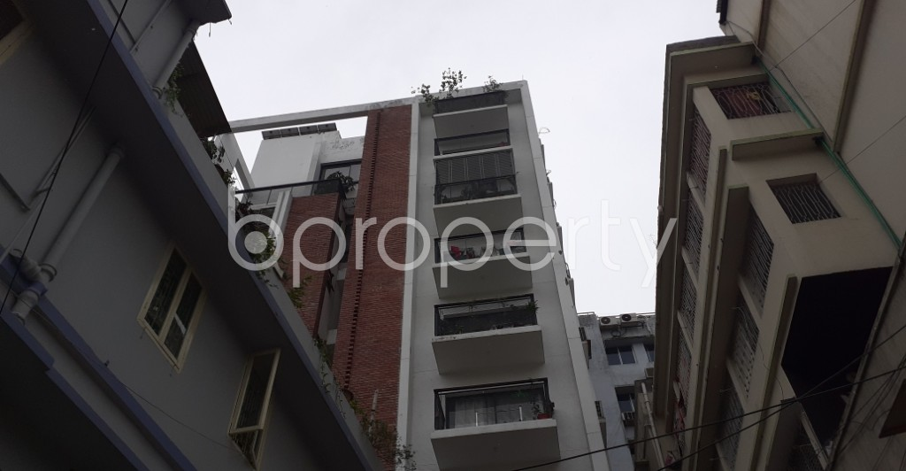 Outside view - 3 Bed Apartment to Rent in Lalmatia, Dhaka - 1938230