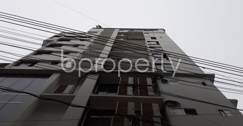 Outside view - 3 Bed Apartment for Sale in Adabor, Dhaka - 1938264