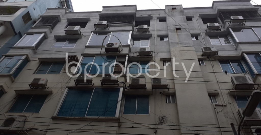 Front view - Office to Rent in Gulshan, Dhaka - 1938295