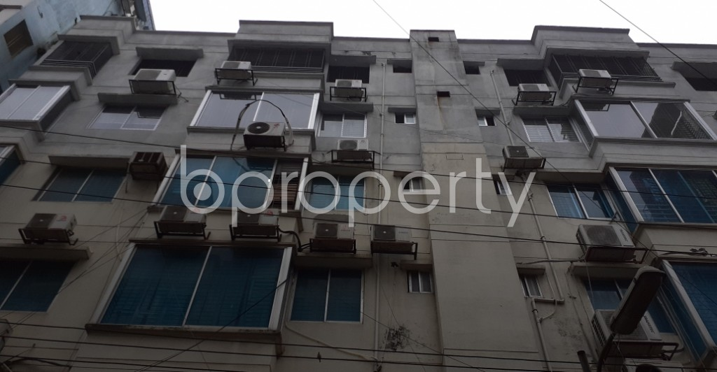 Front view - Office to Rent in Gulshan, Dhaka - 1938296