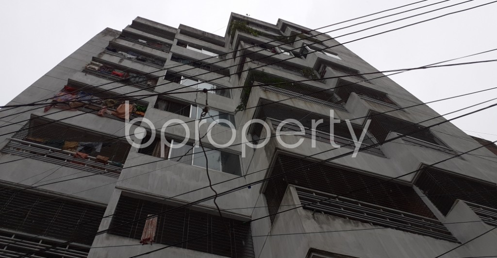 Front view - 4 Bed Apartment for Sale in Gazipur Sadar Upazila, Gazipur - 1938434