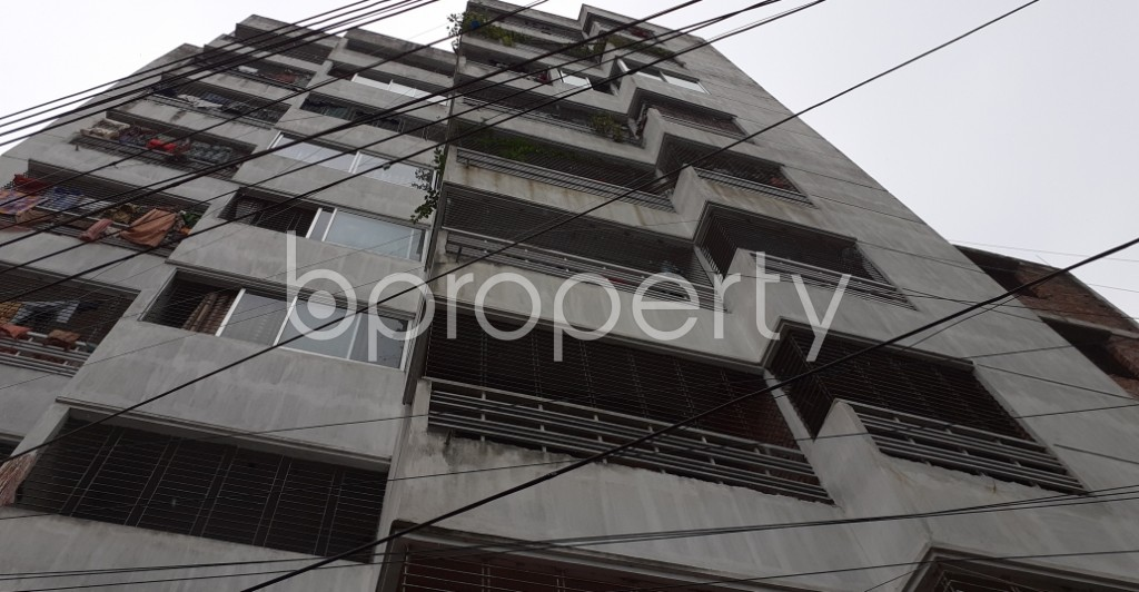 Front view - 2 Bed Apartment for Sale in Gazipur Sadar Upazila, Gazipur - 1938435