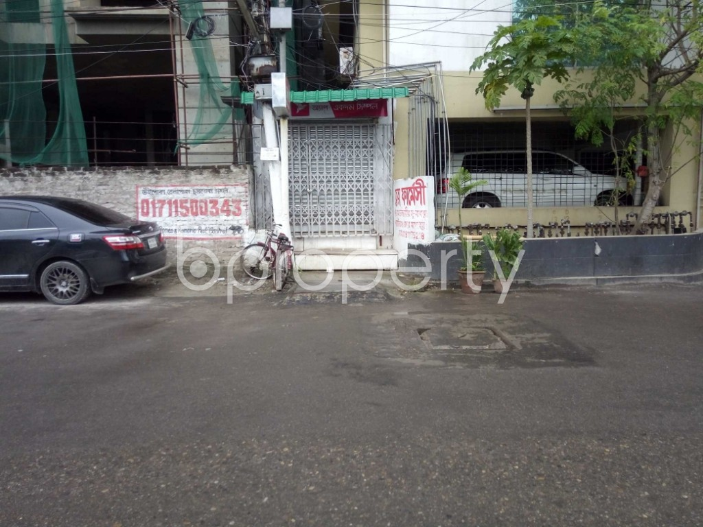 Outside view - Shop to Rent in Badda, Dhaka - 1938441