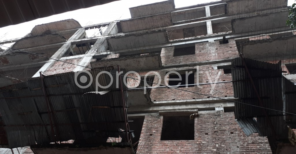 Front view - 3 Bed Apartment for Sale in Gazipur Sadar Upazila, Gazipur - 1938455