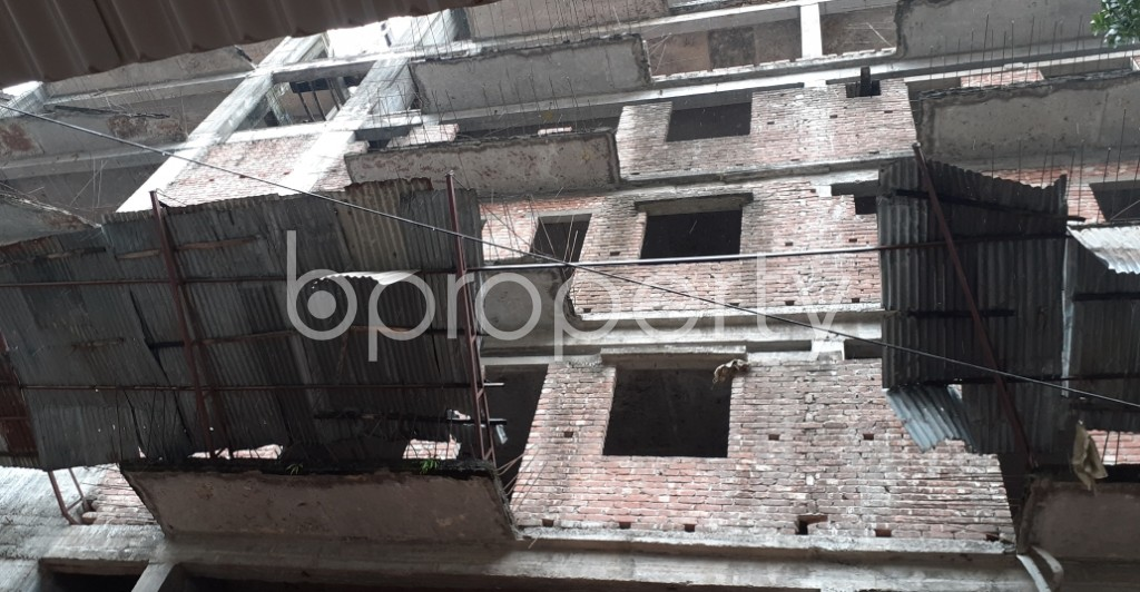 Front view - 3 Bed Apartment for Sale in Gazipur Sadar Upazila, Gazipur - 1938457