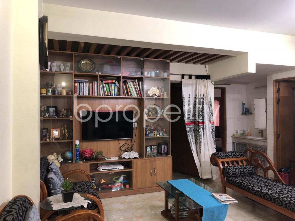 Empty Room - 3 Bed Apartment for Sale in Lalmatia, Dhaka - 1896279