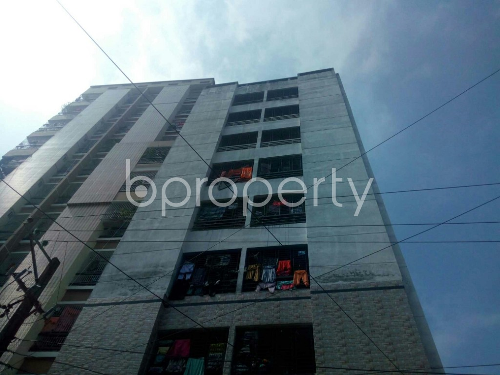 Front view - 2 Bed Apartment to Rent in Moghultoli , Cumilla - 1938582