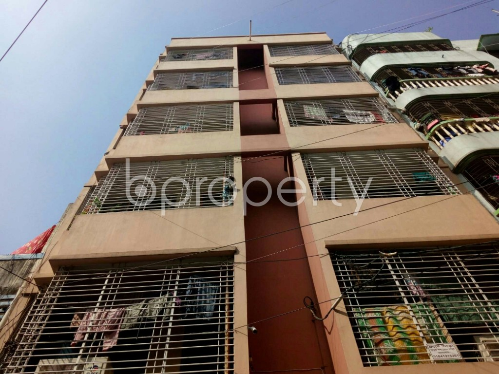 Front view - 3 Bed Duplex to Rent in Mirpur, Dhaka - 1938647